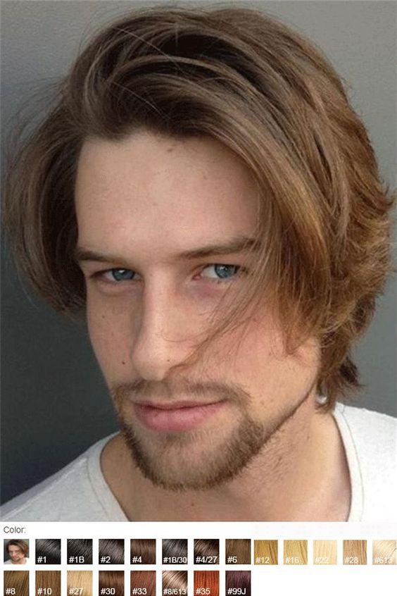 Bølgete del frisure