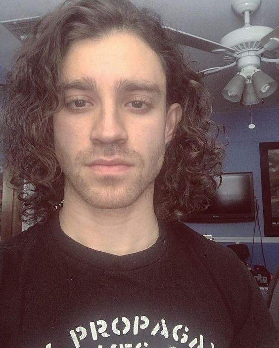 Gelerede-krøller frisure