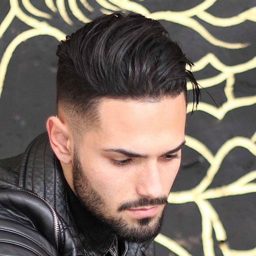 Medium-length-hairstyles-for-men-with-side-part