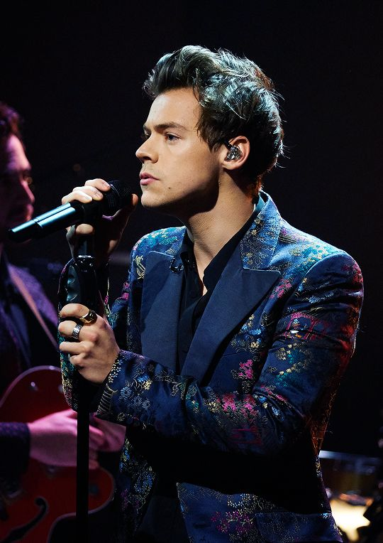 The-Harry-Styles frisure