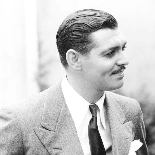 1930s maend frisure