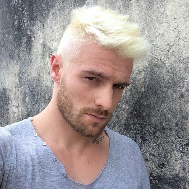 blond skæg frisure-2019