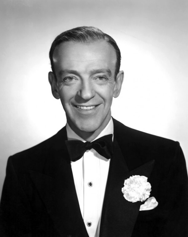 Fred Astaire frisure
