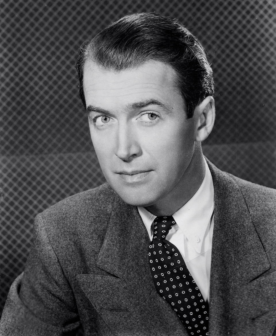 Jimmy Stewart frisure