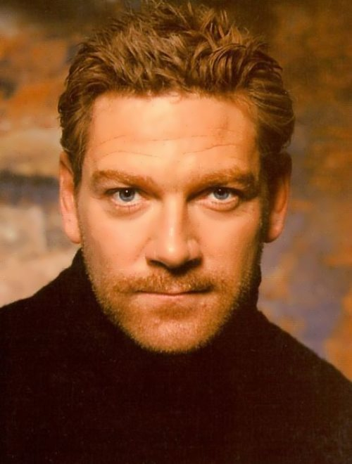 Kenneth Branagh frisure