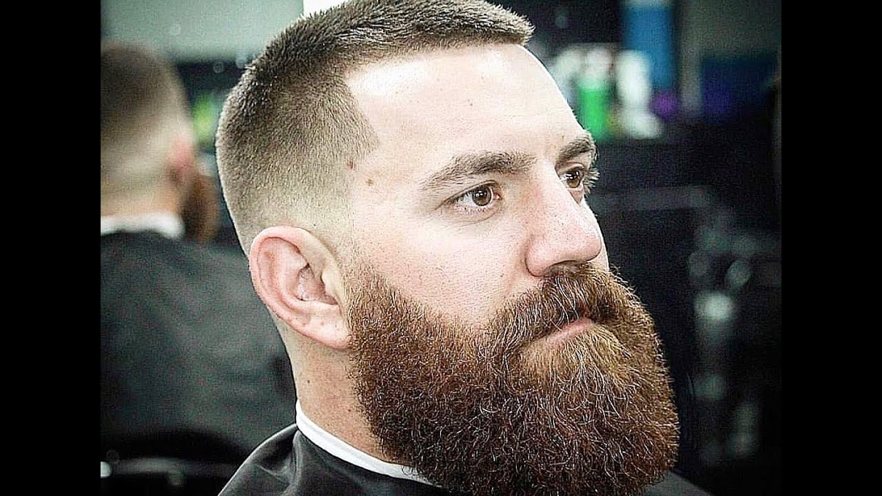 Mid-Bald-Fade-with-Beard