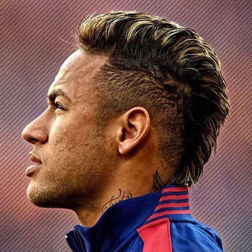 Neymar-frisure