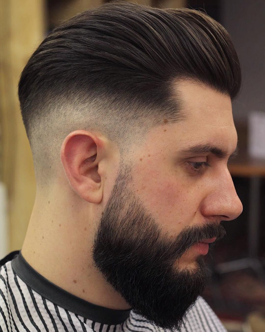Retro-Bald-Fade-medium-Beard