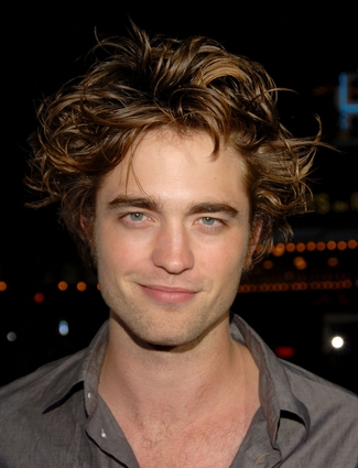 Robert Pattinson frisure