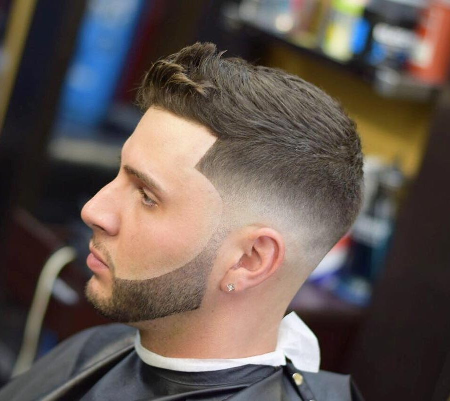 Short-Spikes-og-Bald-Fade