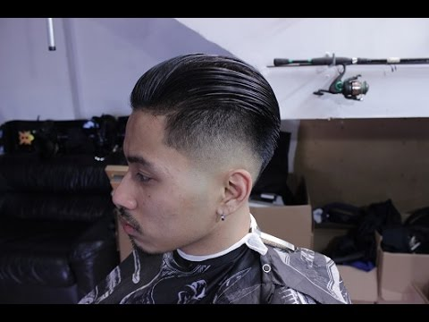 Slick-Back-Bald-Fade