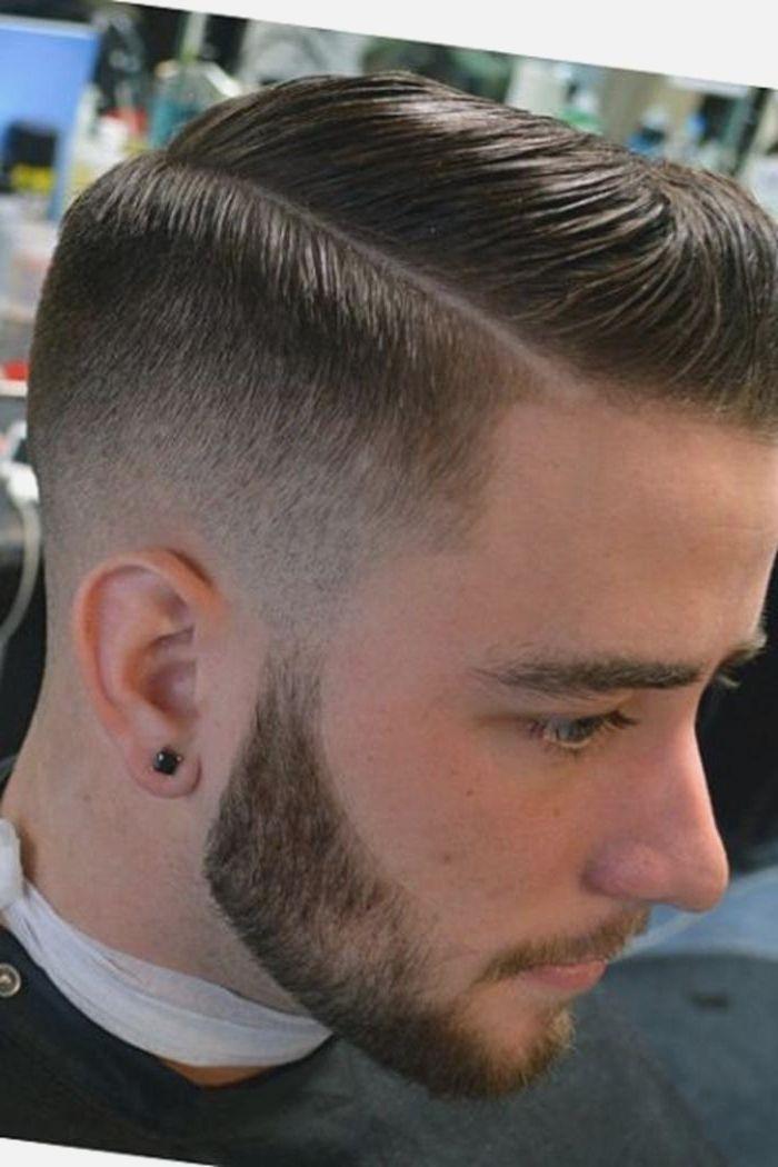 Tapered frisure Mænd
