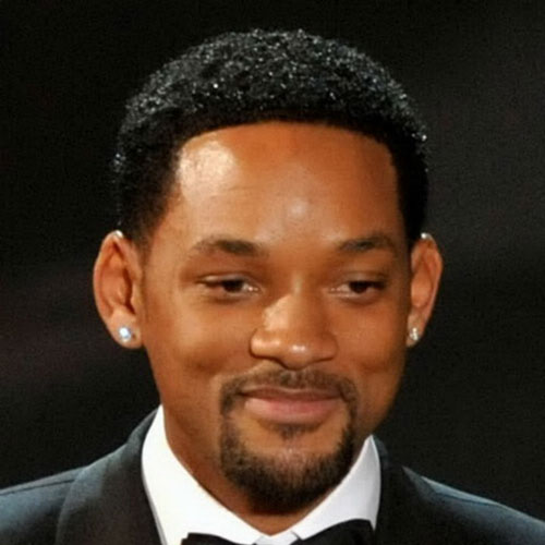 Will Smith frisure