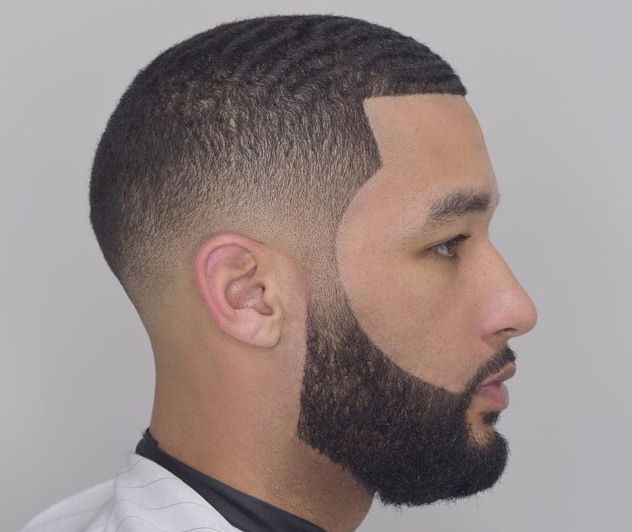 Deep Wave Short Haircut til mænd