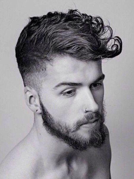 Front Curl Pomp