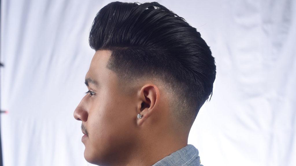 Glimrende Pompadour Haircut