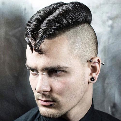 Greaser Frisure