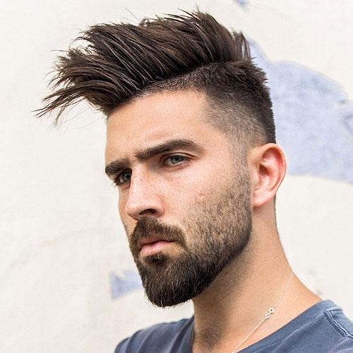 Hipster Frisure