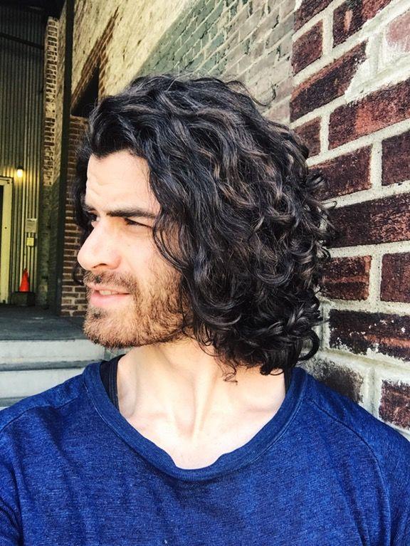 Jungle Boy Curls