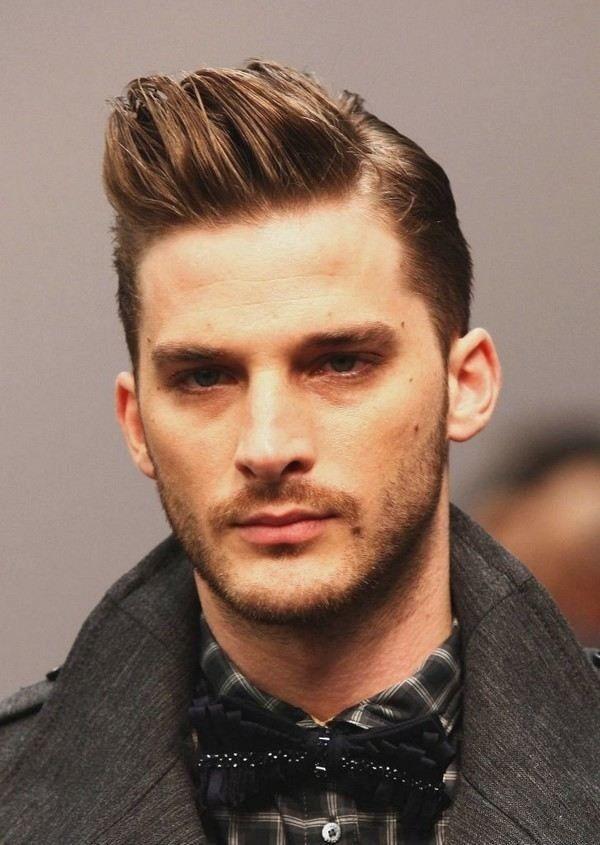 Kreative korte frisyrer til mænd