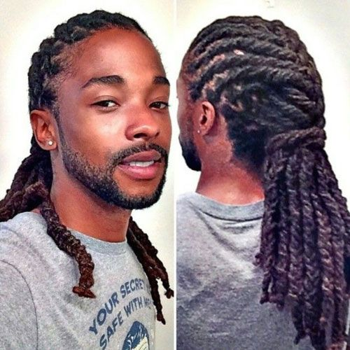 Flettet-Dreadlocks-Styles-for-Men